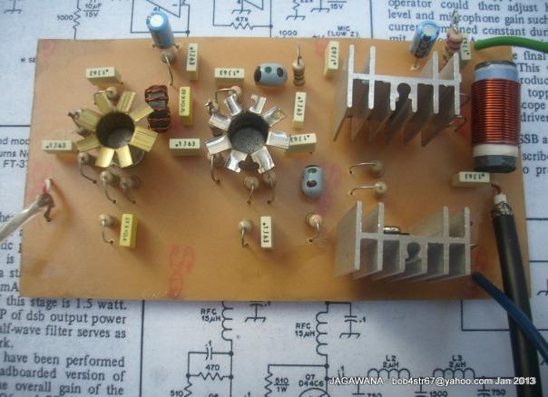 Linear Class A 2,5 Watt-001